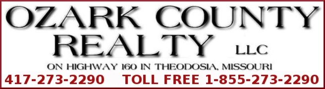 Southern Missouri Real Estate.  Theodosia Real Estate and Bull Shoals Lake Real Estate For Sale.